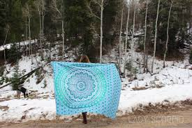 sundance home decor lady scorpio inspire your inner gypsy bohemian mandala tapestries