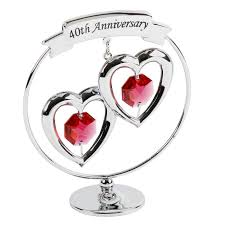 40th wedding anniversary gifts for parents wedding anniversary gifts traditional 40th wedding anniversary