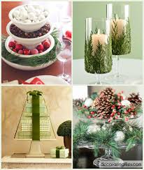 Home Decor Centerpieces Exciting Easy Centerpieces For Christmas 49 About Remodel Home
