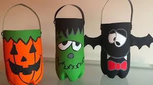 diy botella de dulces halloween l i ani craft decorations