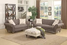binetti charcoal sofa set the furniture shack discount