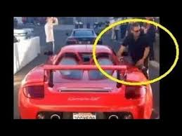 porsche gt crash paul walker before the crash porsche gt