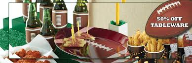 football party decorations football decorations nfl team party supplies football party