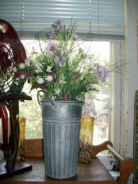 home flower decoration flower bucket flowers in a bucket flower arrangement home