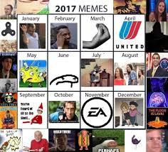 Meme Calendar - meme calendar complete 9gag