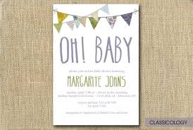 shabby chic baby shower invitations invitations baby luvly