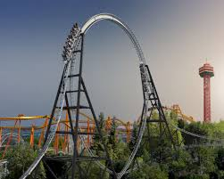 Nitro Six Flags The Scariest Rides In The World That Will Make Your Tummy Turn