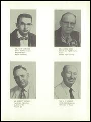 briggs high school yearbook briggs high school eagle yearbook briggs tx class of 1958