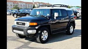 fj cruiser 2010 toyota fj cruiser in review red deer youtube