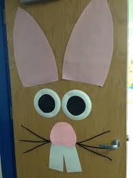 Easter Decorations For Classroom Door by 51 Best Easter Door Ideas Images On Pinterest Door Ideas