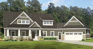 2 Story Craftsman House Plans Eplans Craftsman House Plan Roomy With Angled Garage