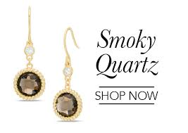 smoky quartz earrings earrings gold and silver earrings with gemstones diamonds and