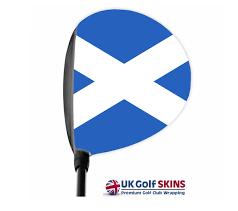 scotland flag golf skin u2013 uk golf skins
