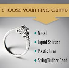 jewelry rubber rings images Types of ring guards for loose rings jewelry news and articles jpg