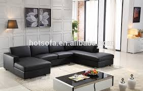 Big Leather Sofas Beautiful Large Leather Sofa Promotional Large Leather Sofau Shape