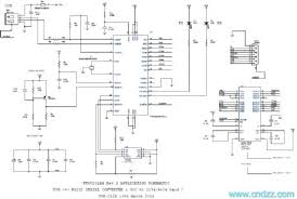 usb mouse schematic diagram wireless mouse circuit computer