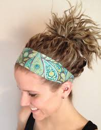 headband roll how to roll a ponytail or a bun