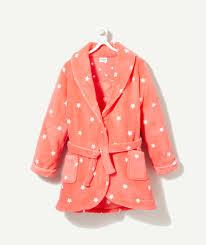 robe de chambre fille la robe de chambre aetoile la robe de chambre aetoile orange