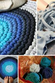 How To Make A Rag Rug From T Shirts 13 Awesome Diy Rugs You Could Be Making Right Now Tutorials