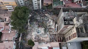 halloween in mexico city mexico earthquake death toll rises to 319 abc7 com