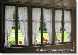 Country Style Window Curtains Country Window Treatments European Style Rustic Window Treatments