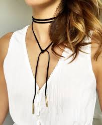 rope necklace choker images Long choker necklace breakpoint me jpg