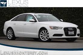 2014 audi a6 msrp 50 best 2014 audi a6 for sale savings from 3 449