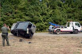 port townsend woman hurt in crash at cape george nelson u0027s landing