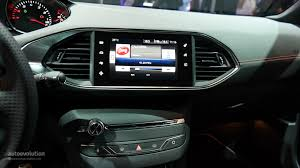 peugeot 308 interior peugeot 308 gt has fake exhaust sound produced by the speakers