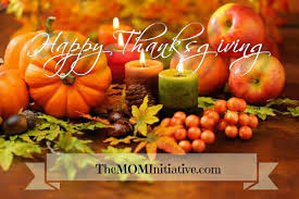 a s a thanksgiving prayer the initiative