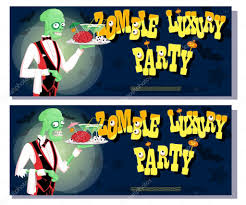 halloween funny cartoon pictures set of banners for halloween holiday party with cute elegant