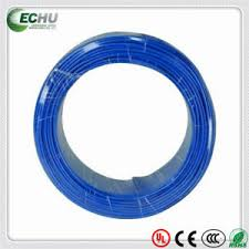china pvc insulation yellow green color electrical wire china