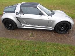 smart car used silver smart car roadster for sale hertfordshire