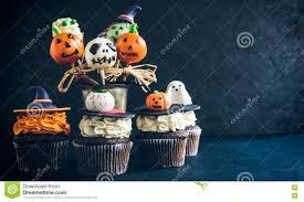 funny halloween desserts stock photo image 77224416