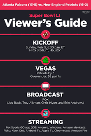 fox sports go app for android bowl li viewer s guide kickoff time broadcast