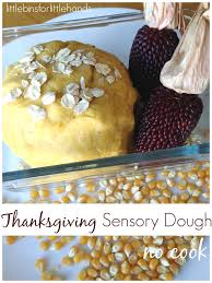 cub foods thanksgiving thanksgiving no cook dough sensory play idea
