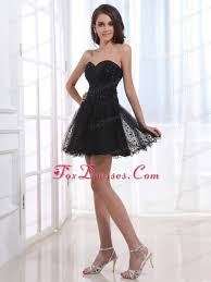 klshort black dresses black prom dresses or black prom evening dresses for less