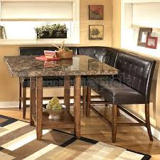 Bench Seat Dining Room Corner Dining Table With Bench U2013 Amarillobrewing Co