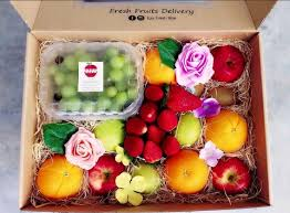 fruit for delivery ezy fresh bite premium imported fresh fruits gift box free