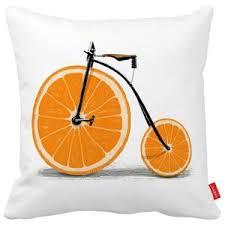 coussins orange coussin orange achat vente coussin orange pas cher cdiscount
