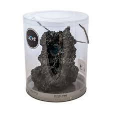 oase biorb ornament decoration mineral black medium aquarium