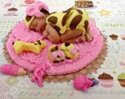 giraffe baby shower cakes giraffe baby shower cake topper polymer clay baby giraffe