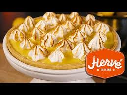 herve cuisine tarte au citron 1 recette facile tarte au citron meringuée nouvelle version 2017