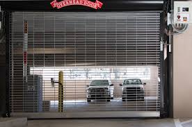 Overhead Door Safety Edge Security Grilles Advanced Performance Model 676