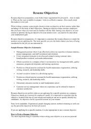Changing Careers Resume Samples by How Do You Write Your Objective On A Resume