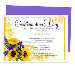 confirmation presents catholic confirmation invitations vegan designer