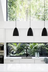 cool architecture designs pendant lighting over the sink kitchen