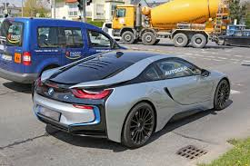 Bmw I8 Next Generation - all electric bmw i8 in the works autocar