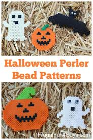 halloween perler bead patterns perler beads bead patterns and