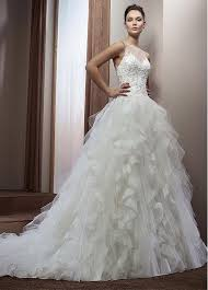 gown wedding dresses buy discount charming tulle neckline gown wedding dress